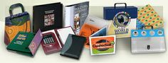 Forbes Custom Binders | Custom Vinyl Holders | Information Packaging