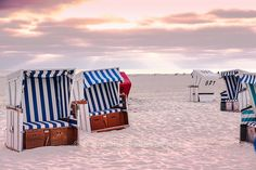 Sunset | St. Peter Ording | North Sea