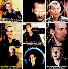 Nine ~ Doctor Who