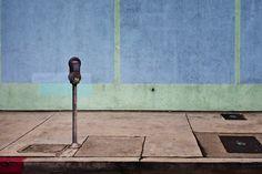 Jeff Seltzer - Parking Meter on Van Nuys Blvd - Galerie Sakura