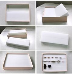 Printing Ideas Dnd Homes Office Apartment Therapy Diy Storage, Jewelry Organization, Home Organization, Jewellery Storage, Jewellery Display, Earring Storage, Home Crafts, Diy And Crafts, Handbag Storage