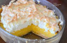 τάρτα κρέμα πορτοκάλι βάση μπισκότο cretangastronomy.gr Party Desserts, Macaroni And Cheese, Sweet Tooth, Cheesecake, Food And Drink, Pudding, Ethnic Recipes, Greek, Pies