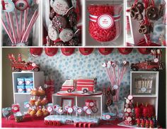 Hostess with the Mostess® - Fireman Birthday Party