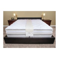 Easy King Bed Doubler   Turns Two Twin Beds To A King