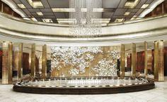 St. Regis Tianjin—Lobby