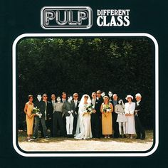"""Ever wondered who the people getting married are on the cover of Pulp's Different Class record? 