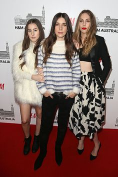 H&M hits Melbourne (with a special performance from Haim) and Australian retail is changed forever. Here's why: http://thenewdaily.com.au/entertainment/2014/04/04/swedes-arrived-australian-retail-changed-forever/