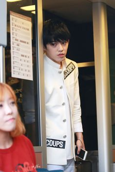 S.Coups being a creeper || LIKE SEVENTEEN