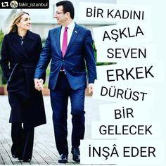 """Ekremimamoğlu auf Instagram: """"#repost @ekremm_imamogluu #herşeygüzelolacak#herşeyçokgüzelolacak…"""" Single Breasted, Suit Jacket, Suits, Words, Jackets, Instagram, Fashion, Down Jackets, Moda"""