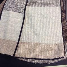 Natural woven