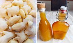 Készítsük el házilag! Hot Sauce Bottles, Dairy, Cheese, Food, Mint, Essen, Meals, Yemek, Eten