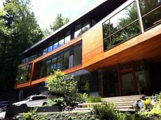 Cullens House From Twilight on the set: twilight | forks washington, house and saga