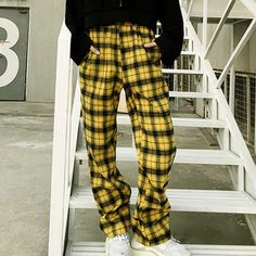 NAHUM Checkered Houndstooth Plaid Pants@ shopjessicabuurman.com