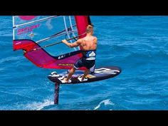 JP HydroFoil - YouTube