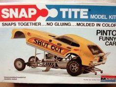 Ford Pinto Snap Tite model by Monogram Model Cars Kits, Kit Cars, Plastic Model Kits, Plastic Models, Ford Pinto, Car Kits, Z Photo, Car Logos, Childhood Toys