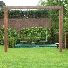 22 Best Swing Sets Images Backyard Patio Balcony Gardening