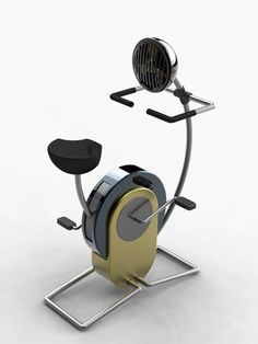 Stay Cool Working Out No Equipment Workout, Fitness Equipment, Fitness Devices, Hate Work, Spin Bikes, Modular Shelving, Yanko Design, Living Proof, Stay Cool