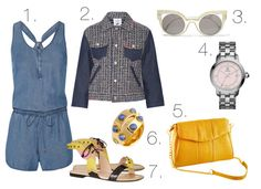 Style Guide: How To Wear Denim During the Scorching Days of Summer