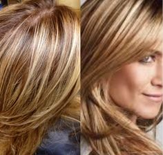 Gave my client the Jennifer Aniston color she's been dying for - All For Hair Color Trending Honey Brown Hair, Honey Blonde Hair, Blonde Hair With Highlights, Brown Blonde, Blonde Color, Jennifer Aniston Hair Color, Hair Color Caramel, Hair Shades, Great Hair