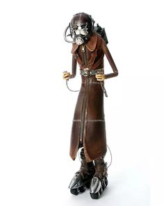 Remarkable-Collection-of-Steampunk-Sculptures_005