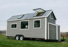 2017 Solar Trailer Homes, Solar Homes Trailer, Solar Trailer (TH-051)  from  Yongkang Lvfan Co., Ltd. Made-in-China.com 1 for $25,000, or 2+ for $9,500 Each. (Price Est. 2/17)