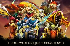 Legendary Heroes Android Game App Free Download