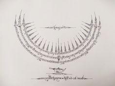 Asian Tattoos, Black Ink Tattoos, Tribal Tattoos, Yantra Tattoo, Sak Yant Tattoo, Maori Tattoos, Polynesian Tattoos, Khmer Tattoo, Thai Tattoo
