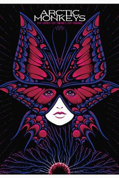 40 Stunningly Beautiful Concert Posters