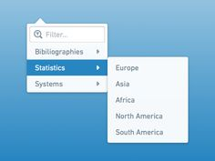 Working on a filterable dropdown using Palantir's new design guidelines.