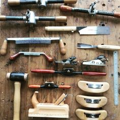 These are my favourite tools and their all super sharp for my...