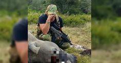 #HeyUnik  Penjaga Satwa Liar Ini Menangis Saat Temukan Tiga Badak Mati #Alam #Hewan #Kriminal #YangUnikEmangAsyik