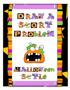 Fun Halloween activity