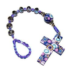 Anglican Protestant Prayer Beads Chaplet by SweetchildJewelry, $18.00