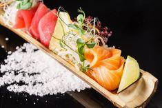 Sashimi, Dessert Recipes, Desserts, Japanese Food, Tofu, Foods, Club, Ethnic Recipes, Tailgate Desserts
