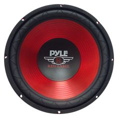 PYLE PLW10RD 10-Inch 600 Watt Subwoofer  //Price: $ & FREE Shipping //     #carscampus #sale #shop #cars #car #campus