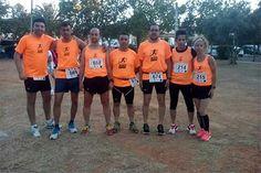 Atletas do Ialbax Running na Corrida Nocturna Solidária de Badajoz | Portal Elvasnews