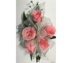 Wrist Corsages Delivery Wyoming MI - Wyoming Stuyvesant Floral