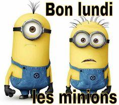 Ce sont les Minions... Mon neveu Guilhem me les a fait découvrir rire je suis très fan de ces petits types jaunes... �