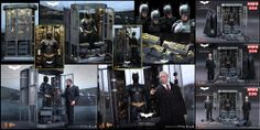 Hot Toys Batman Armory - MMS 234 Batman Armory - MMS 235 Batman Armory + Alfred - MMS 236 Batman Armory + Alfred & Bruce Wayne (All series include DX Batman Figure)  -- Deadline for Pre-Order : 09 Januari'14 -- ETA Q3 2014