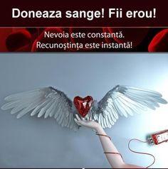 Campania Donează sânge! Fii erou!