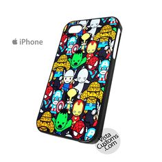 Marvel Super Heroes Stripe Fabric Kawaii Phone Case For Apple, iphone 4, 4S, 5, 5S, 5C, 6, 6 +, iPod, 4 / 5, iPad 3 / 4 / 5, Samsung, Galaxy, S3, S4, S5, S6, Note, HTC, HTC One, HTC One X, BlackBerry, Z10