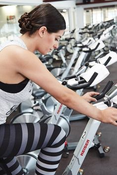 Shape Your Booty in Cycling Class With These Trainer Tips