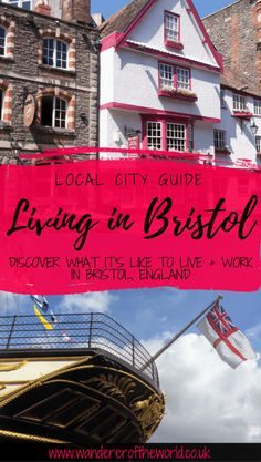 So you've chosen to make Bristol your next home? But what is living in Bristol really like? Places In Europe, Places Around The World, What Is Living, Bristol England, Living In Mexico, Dubai Skyscraper, Europe Holidays, Europe Travel Guide, Beautiful Places To Travel