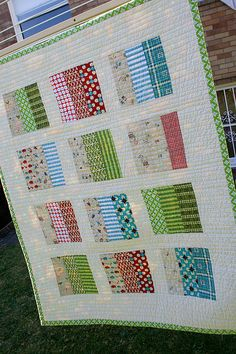 Baby Quilt for D&J