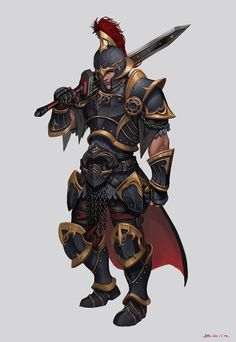 Tagged with art, drawings, fantasy, roleplay, dungeons and dragons; Fantasy Character Design, Character Design Inspiration, Character Concept, Character Art, Dungeons And Dragons Characters, Dnd Characters, Fantasy Characters, Armadura Medieval, Fantasy Armor
