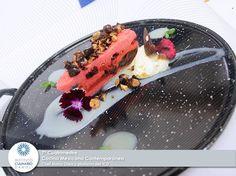Clase de 7º Cuatrimestre, Licenciatura en Gastronomía, Clase de Cocina Mexicana Contemporánea con el chef Mario Olea y alumnos ICD