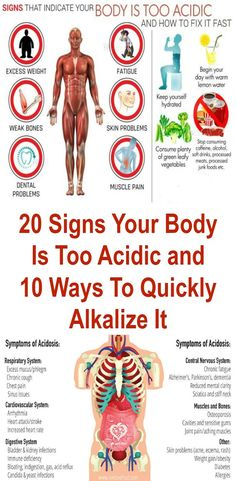 #health #healthylifestyle #healthyeating #healthylife #signs #symptoms #healthcare #acidity #toxic #naturalremedies