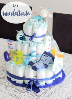baby boy diaper cakes personalized baby boy cake jax house pinterest baby boy diaper. Black Bedroom Furniture Sets. Home Design Ideas