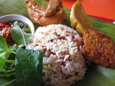 #WhereToTry: 7 Indonesian Traditional Rice Dishes