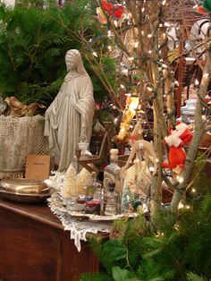 Monticello Antique Marketplace: An Amazing Christmas Show...